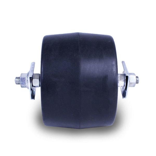 Zimbabwe Castor Wheel font view